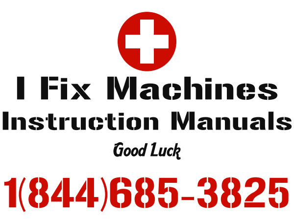I Fix Machines
